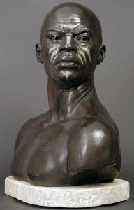 Zimbabwe<br> Sculpture by Philippe Faraut - Art Castings of Montana, Inc. Philippe Faraut Art Cast Foundry